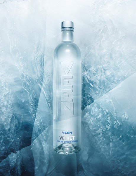 veen bottled water
